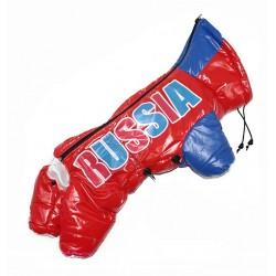 Комбинезон RusZip синий/красный, XS, сука