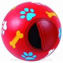 Игрушка под лакомства форма мячика, 7 см.