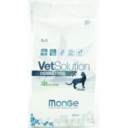 Monge для кошек DERMATOSIS, VetSolution (1,5кг)
