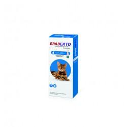 Бравекто SpotOn для кошек 2,8 - 6,25 кг