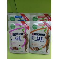 Кэт Чау консервированный для кошек (ягненок,зеленая фасоль) 85гр.