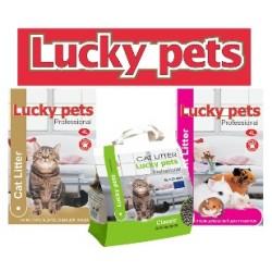 Наполнитель комкующийся Lucky pets 5л