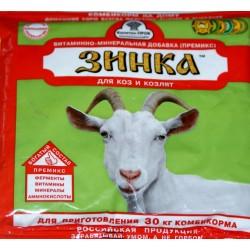 Витаминно-минеральная добавка для коз, овец 500 гр.