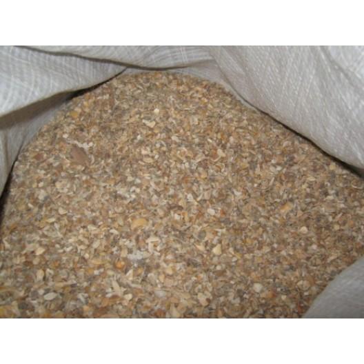 Купить Ракушка морская кормовая калиброванная, 3 кг