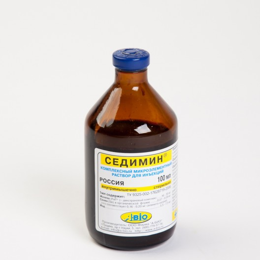 Купить Седимин, фл.100мл