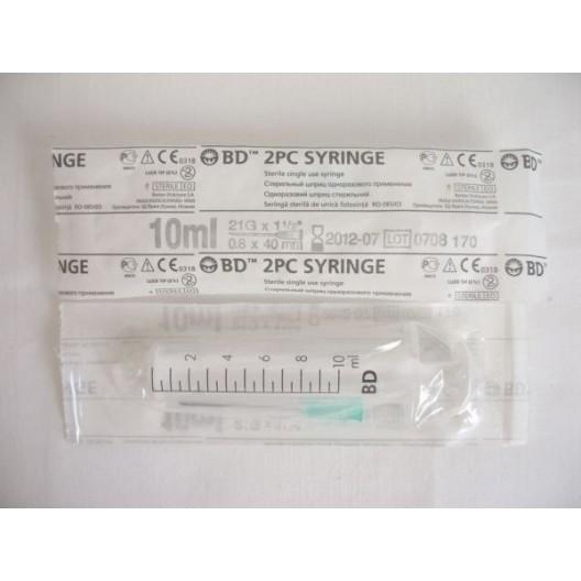 Купить Шприц 10мл SFM (100 шт/упак)