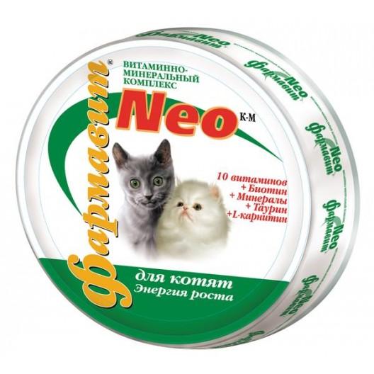 Купить Фармавит Нео энергия роста котят № 60