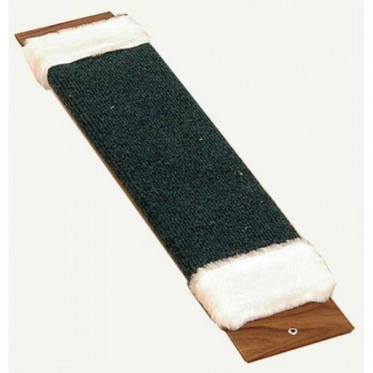 Купить Когтеточка ковровая с пропиткой малая с мехом