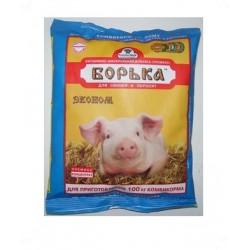 Борька для свиней и поросят,500 гр