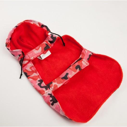 Купить Дождевик с капюшоном на флисовой подкладке