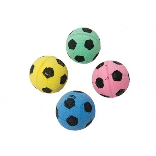 Купить Мячик футбольный зефирный 4,5 см