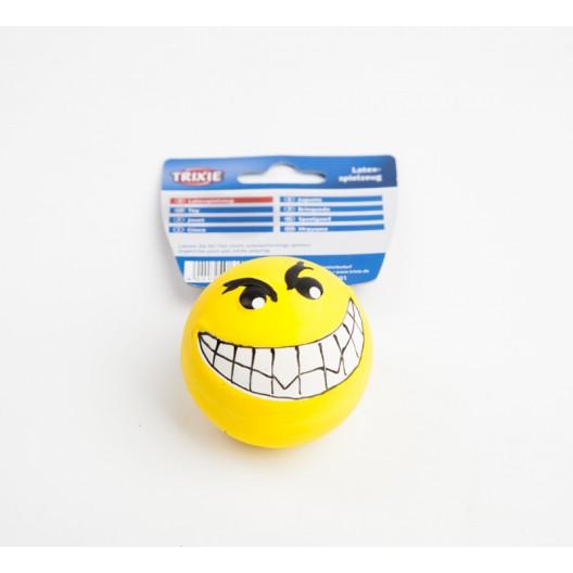 Купить Трикси мячик смайлик
