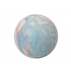 Мяч цельнолитой из резины 6 см