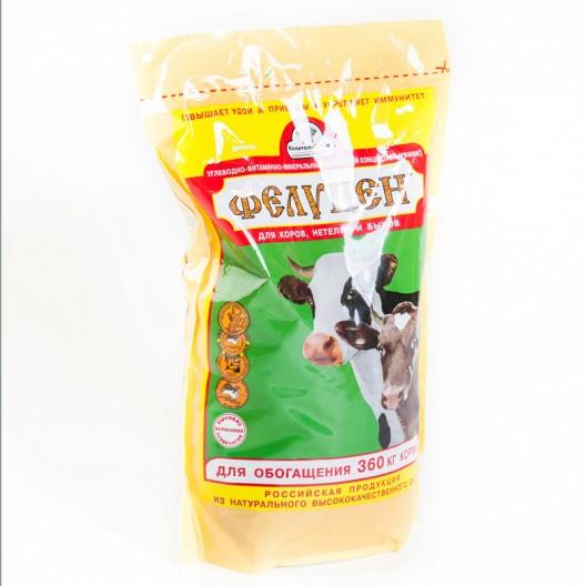 Купить Фелуцен для коров, быков, нетелей (3 кг)