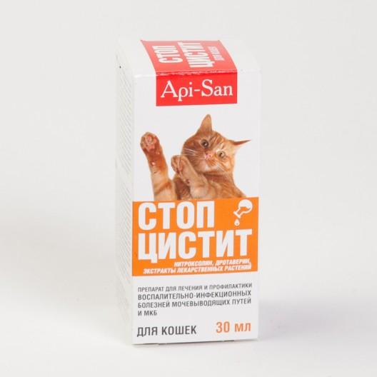 Купить Стоп-цистит, суспензия для кошек 30 мл