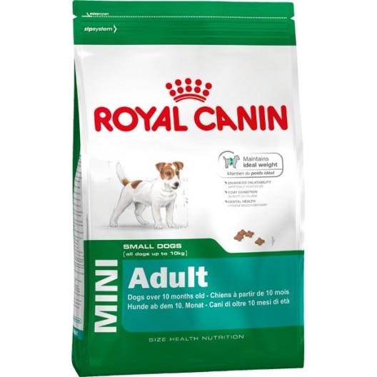 Купить Мини Эдалт 0,8 кг Royal Canin
