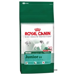 Мини юниор 0,8 кг Royal Canin