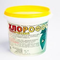 Хлорофос тех.97 по 0,8 кг.