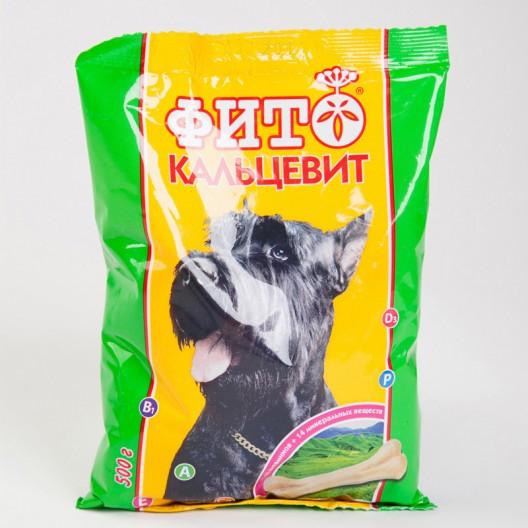 Купить Фитокальцевит для собак 500 гр.