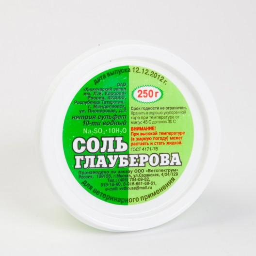 Купить Глауберова соль 200 гр.