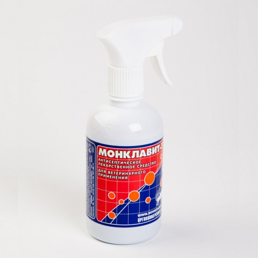 Купить Монклавит. Антисептическое лекарственное средство 350 мл
