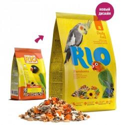 РИО Корм для крупных попугаев 500 гр.