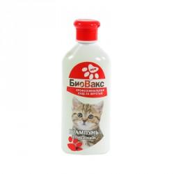"""Шампунь """"Биовакс"""" для котят,355мл"""