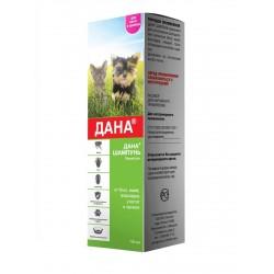 Шамунь Дана для котят и щенков антипаразитарный 135 мл.