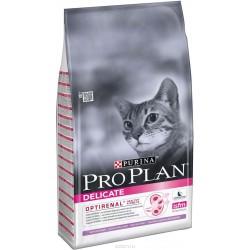 Проплан Сухой корм для котят с чувствительным пищеварением 1,5 кг