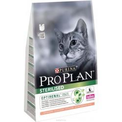 Проплан Сухой корм для стерилизованных кошек 1,5 кг