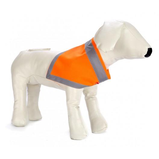 Сигнальная бандана для собак размер XL