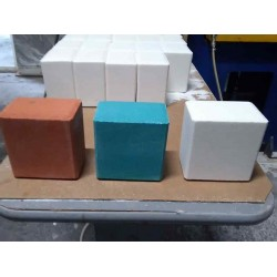 Солимин брикет соляной антигельминтный с минеральными добавками для животноводства,4 кг(синий)