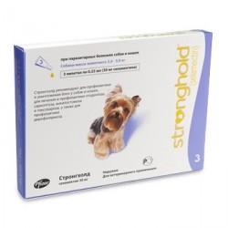 СтронгХолд 30мг д/собак от2,6-5кг