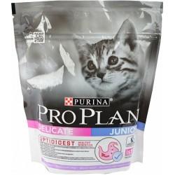 Проплан 400 гр сух. корм д/котят с чувствит. пищевар.(индейка)