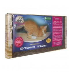 Когтеточка - лежанка для кошек 56*30