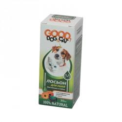 Лосьон для ушей  для кошек и собак 30мл.
