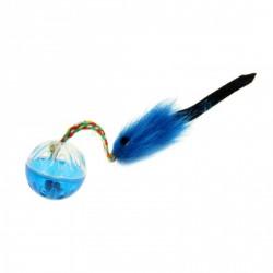 1013597 игрушка шар-погремушка с хвостиком