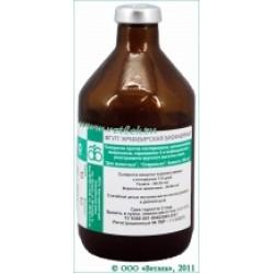 Сыворотка против пастереллеза, сальмонеллеза, эшерихиоза, парагриппа - 3 и инфекц. ринотрахеита 1л.