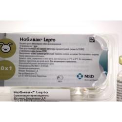 Нобивак Lepto 1 доза