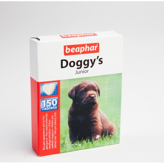 Купить Комплекс витаминов для щенков Doggys beaphar