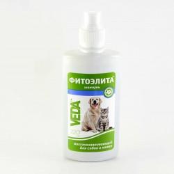 Фитоэлита шампунь восстанавливающий для собак и кошек