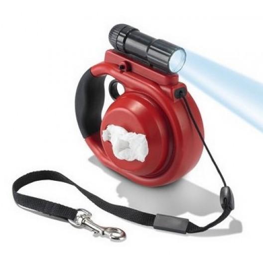 Купить Рулетка Каскад 4 м, 20 кг+фонарик