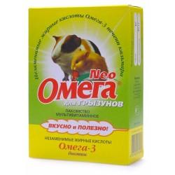 Омега NEO для грызунов с биотином №60