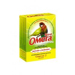 Омега NEO для птиц с биотином 50 гр.