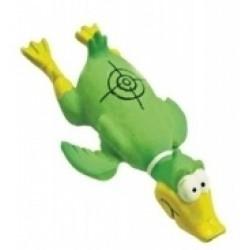 Дикая утка, игрушка для собак латекс 13 см