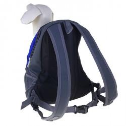 Рюкзак для переноски животных с креплением на талию и креплением для ошейника, 31*15*39 см