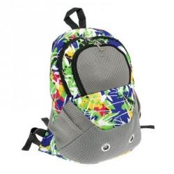Рюкзак для переноски животных с откидным окном на магните 37,5*16*42 см