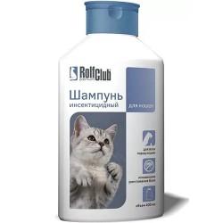 Rolf Club Шампунь от блох д/кошек 400мл