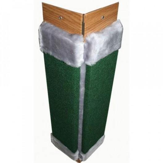 Купить Когтеточка ковровая цветная №1 широкий мех
