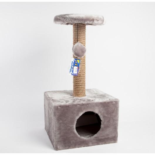 Купить Домик-когтеточка квадратный малый